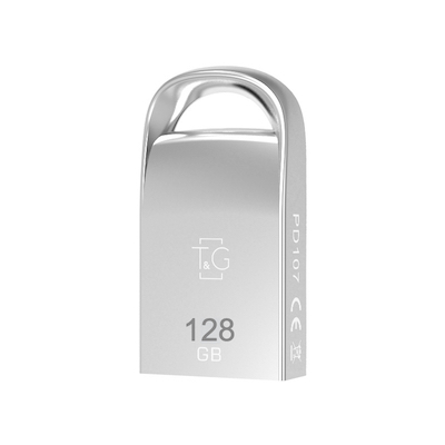 USB флеш T&G 107 Metal series 4GB (TG107-4G)